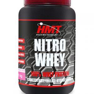 Nitro Whey (Strawberry)