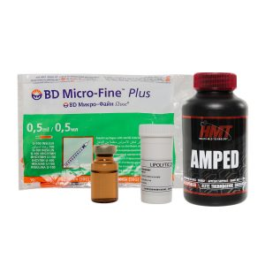 30 Day Injection PLUS AMPED 90's Combo