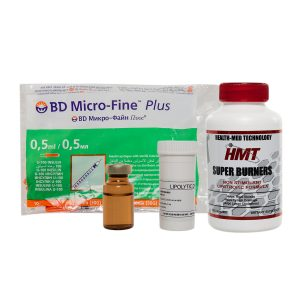 30 Day Injection PLUS Super Burner Combo