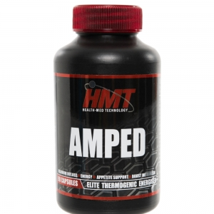 AMPED – Fat Burner (90 caps – 45 days)